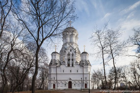 Church of John the Baptist, Dyakovo, Russia, photo 9