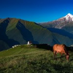 Stunning nature of the Caucasus – climbing Stolovaya Mountain
