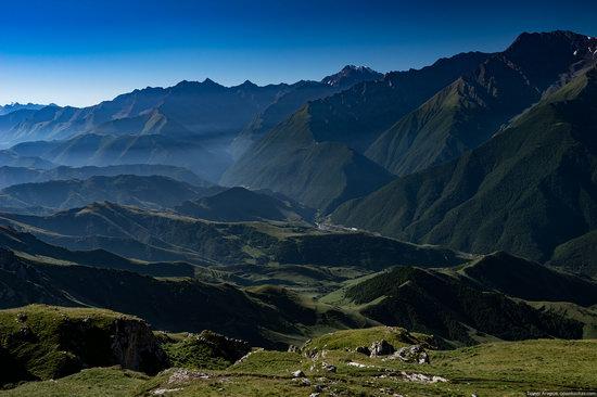 Climbing Stolovaya Mountain, Caucasus, Russia, photo 10