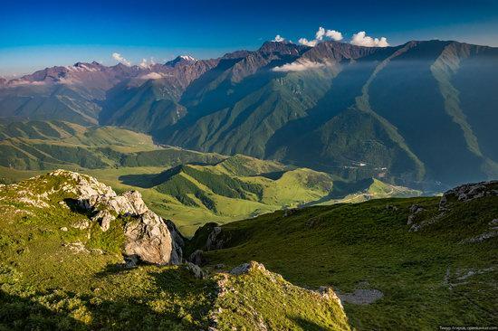 Climbing Stolovaya Mountain, Caucasus, Russia, photo 5