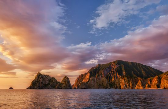 The eastern coast of Kamchatka, Russia, photo 1