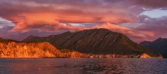 The eastern coast of Kamchatka, Russia, photo 2