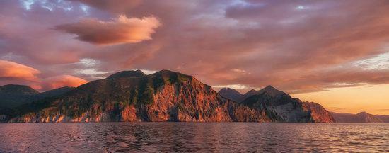 The eastern coast of Kamchatka, Russia, photo 3