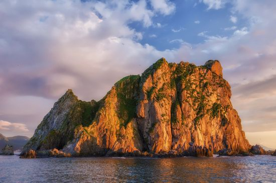 The eastern coast of Kamchatka, Russia, photo 4