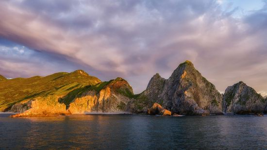 The eastern coast of Kamchatka, Russia, photo 5