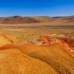 Stunning Martian Landscapes in Altai Republic