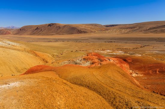 Martian landscapes, Altai, Russia, photo 1