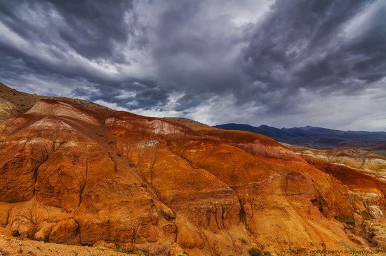 Martian landscapes, Altai, Russia, photo 13