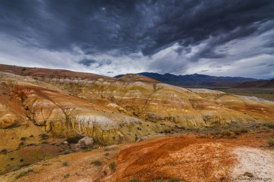 Martian landscapes, Altai, Russia, photo 14