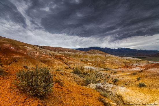 Martian landscapes, Altai, Russia, photo 16