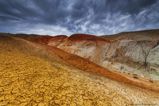 Martian landscapes, Altai, Russia, photo 17