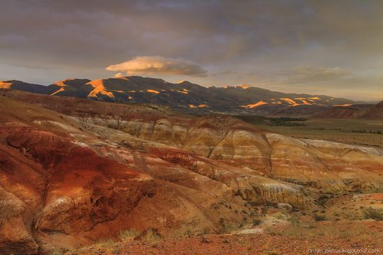 Martian landscapes, Altai, Russia, photo 18