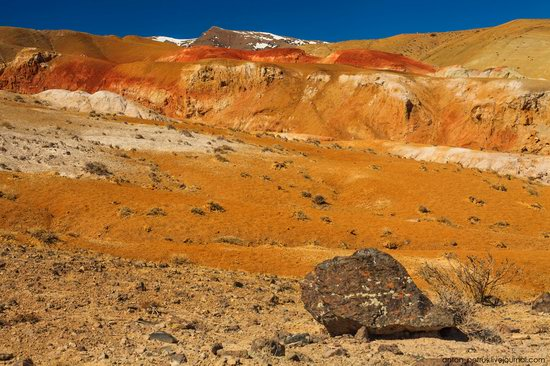 Martian landscapes, Altai, Russia, photo 3