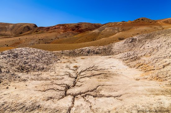 Martian landscapes, Altai, Russia, photo 4