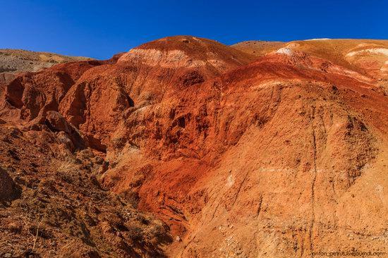 Martian landscapes, Altai, Russia, photo 6