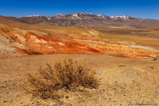 Martian landscapes, Altai, Russia, photo 9