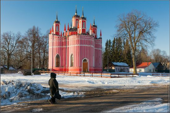 Transfiguration Church, Krasnoye village, Tver region, Russia, photo 1