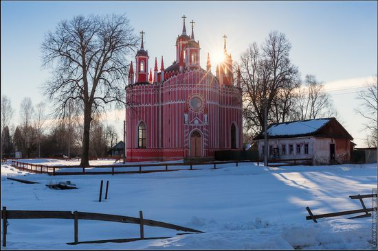 Transfiguration Church, Krasnoye village, Tver region, Russia, photo 2