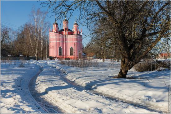 Transfiguration Church, Krasnoye village, Tver region, Russia, photo 3