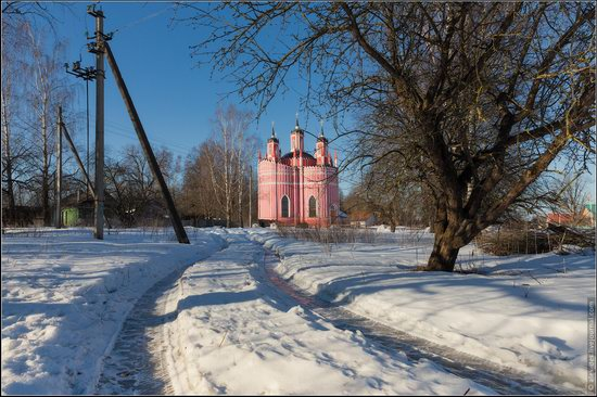Transfiguration Church, Krasnoye village, Tver region, Russia, photo 4