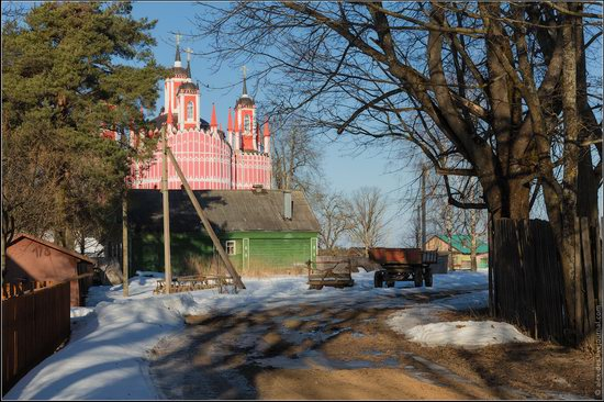 Transfiguration Church, Krasnoye village, Tver region, Russia, photo 5