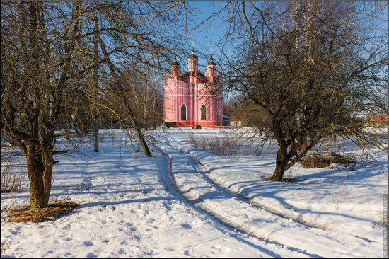 Transfiguration Church, Krasnoye village, Tver region, Russia, photo 6