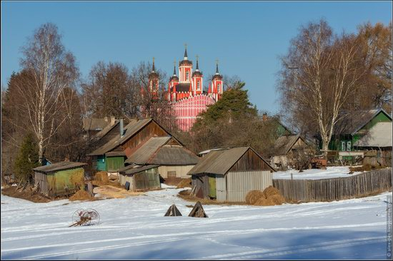 Transfiguration Church, Krasnoye village, Tver region, Russia, photo 7