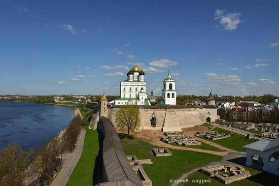 The cultural heritage of Pskov, Russia, photo 10