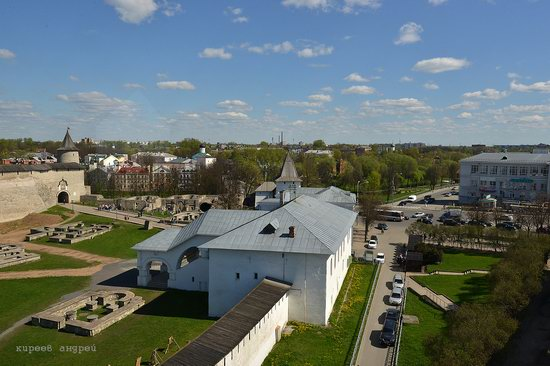 The cultural heritage of Pskov, Russia, photo 11