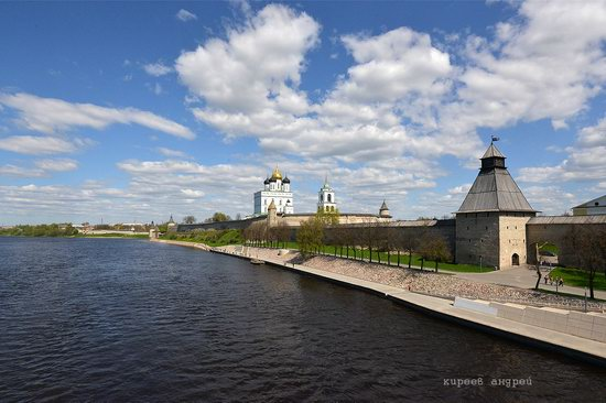 The cultural heritage of Pskov, Russia, photo 13