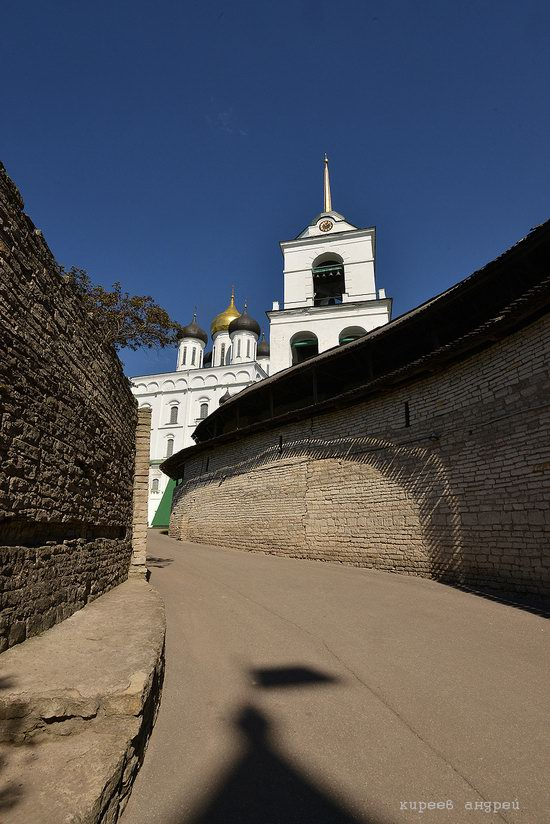 The cultural heritage of Pskov, Russia, photo 15