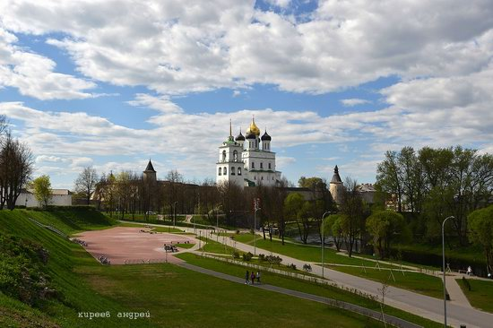 The cultural heritage of Pskov, Russia, photo 16