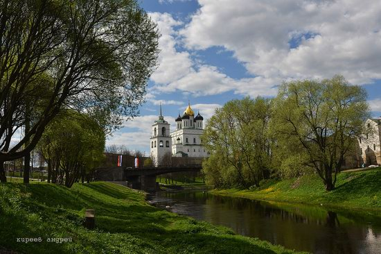 The cultural heritage of Pskov, Russia, photo 18