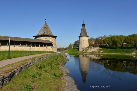The cultural heritage of Pskov, Russia, photo 19