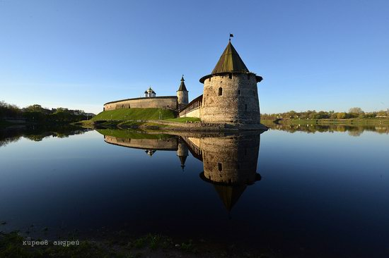 The cultural heritage of Pskov, Russia, photo 2
