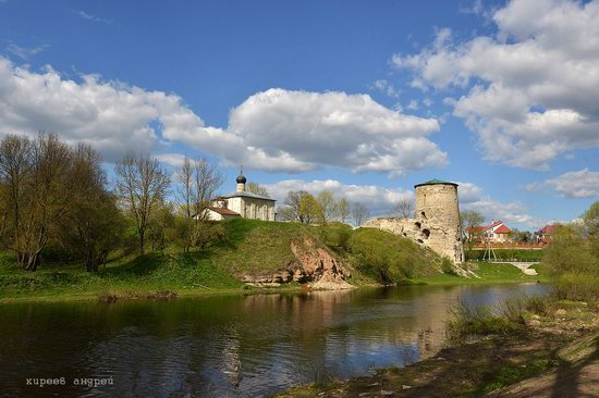 The cultural heritage of Pskov, Russia, photo 20
