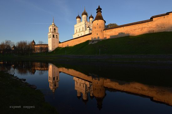 The cultural heritage of Pskov, Russia, photo 22