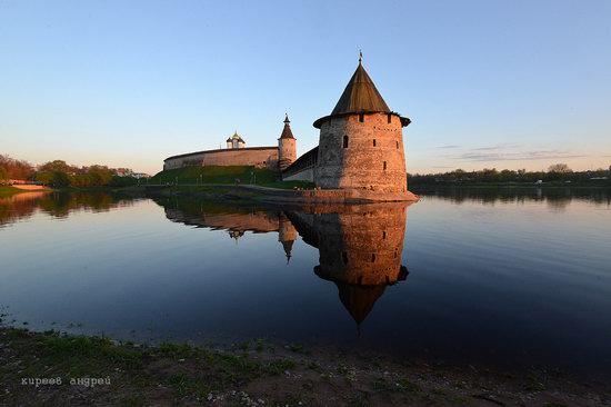 The cultural heritage of Pskov, Russia, photo 23
