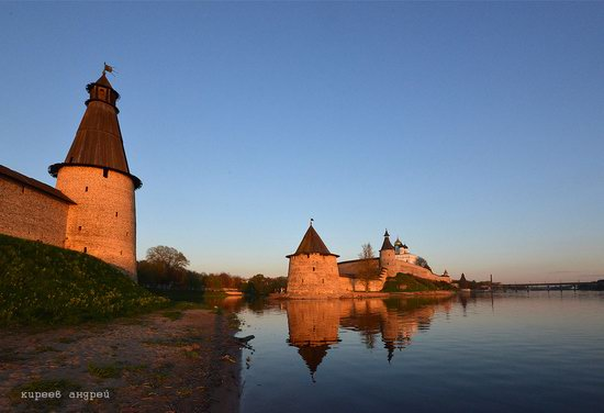 The cultural heritage of Pskov, Russia, photo 24