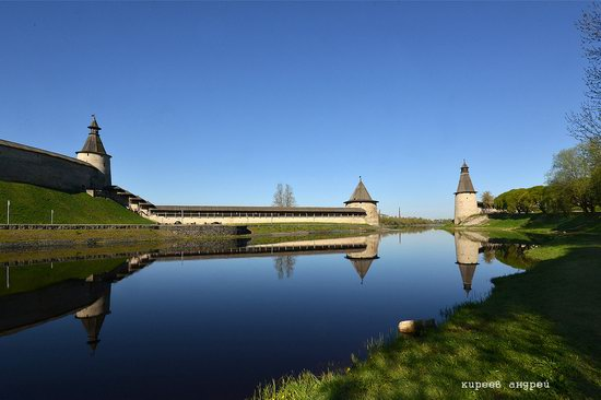 The cultural heritage of Pskov, Russia, photo 4