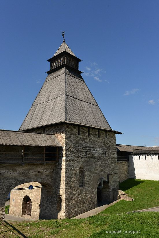 The cultural heritage of Pskov, Russia, photo 5