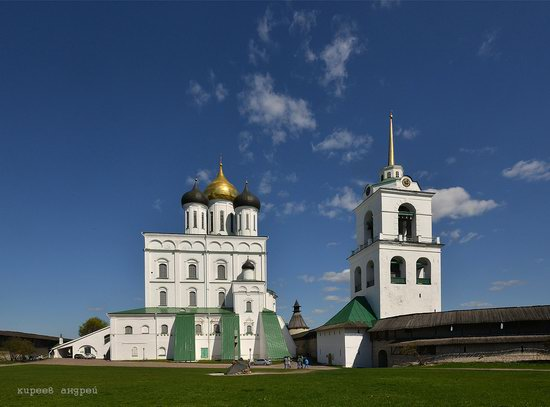 The cultural heritage of Pskov, Russia, photo 6