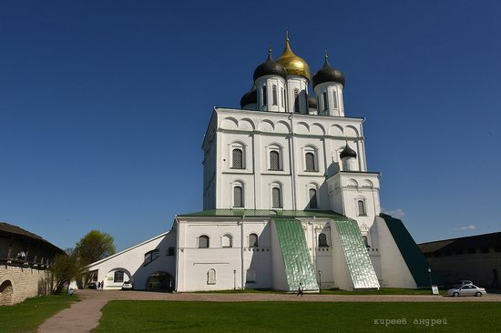 The cultural heritage of Pskov, Russia, photo 7