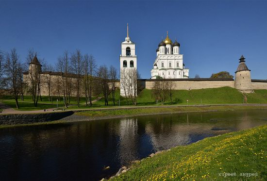 The cultural heritage of Pskov, Russia, photo 8