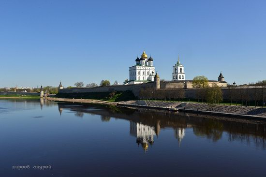 The cultural heritage of Pskov, Russia, photo 9