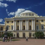 Explore the Pavlovsk Palace in St. Petersburg