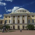 Explore the Pavlovsk Palace in St. Petersburg