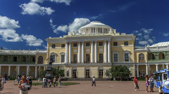 Pavlovsk Palace, St. Petersburg, Russia, photo 1