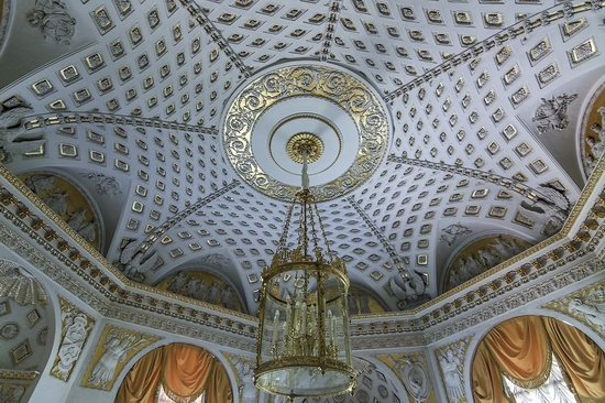Pavlovsk Palace, St. Petersburg, Russia, photo 11