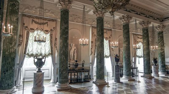 Pavlovsk Palace, St. Petersburg, Russia, photo 12